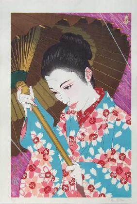 Lot Japanese Woodblock Print Auction