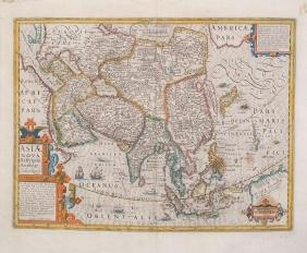 Lot Antiquarian Maps of Eurasia