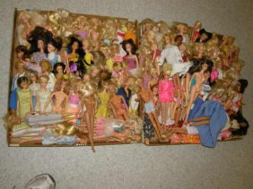Lot Estate, Steiff, Dolls & collectibles  Sept 13