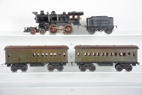 Lot March Toy Train Event