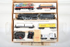 Lot Spring 2015 Toy Train Auction