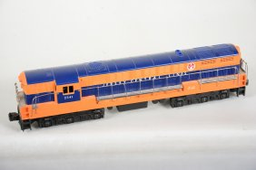 Lot October 31St Online Toy Train Auction