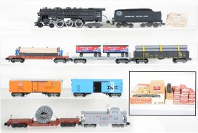 Lot Spectacular Holiday Toy Train Auction