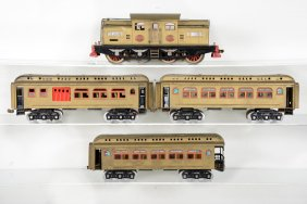 Lot Sunday, April 17th Online Toy & Train Auction