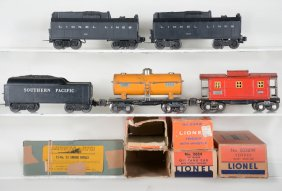 Lot Sunday, April 17th Online Toy & Train Auction