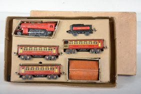 Lot Fantastic Spring Toy Train Auction