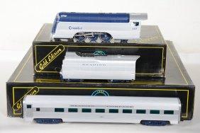 Lot Spring Toy Train Auction, Part 2