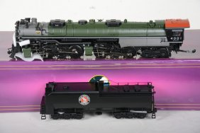 Lot Spring Toy Train Auction, Part 2