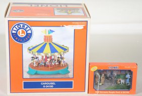 Lot August 20th Toy Train Auction