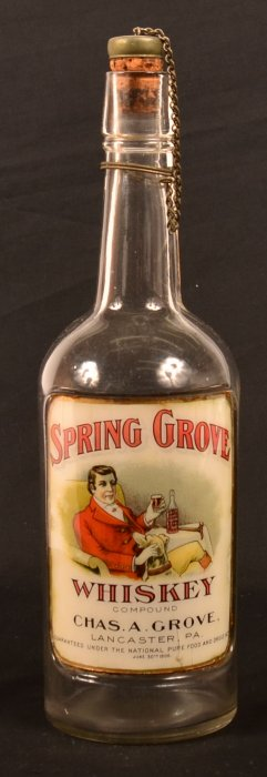 Lot Nolt Collection of  Whiskey Memorabilia