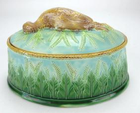 Lot Spring Majolica Auction