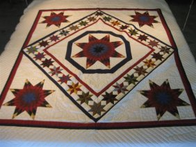 Lot Fall Quilt Auction