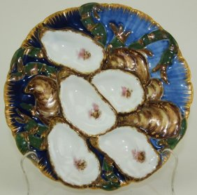Lot OYSTER PLATE AUCTION