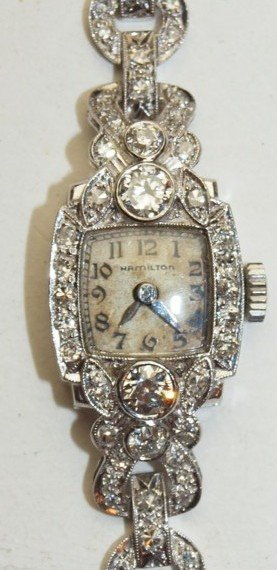 Lot Pocket Watch and Jewelry Auction