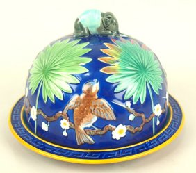 Lot Spring 2016 Majolica Auction