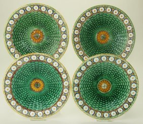 Lot Decorative Majolica 2016