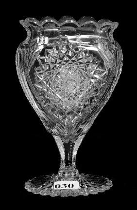 Lot American Brilliant Cut Glass Auction - Dec.5