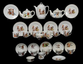Lot R.S. Prussia, Children's and Bayreuth Auction