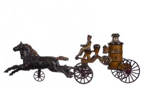 Lot Indian, Art Glass & Vintage Toy Auction