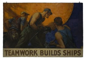 Lot WWI POSTER COLLECTION - JUNE 30 - DAY 1