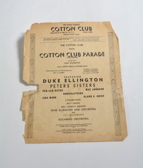 Lot Forever Ellington - May 18