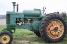 Lot Heartland Antique Tractor Auction