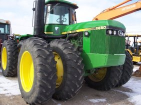 Lot Farm and Construction Equipment Auction