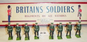 Lot Toy Soldier, Train and Toy Auction