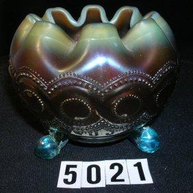 Lot Carnival & Art Glass, Toothpicks & Porcelain