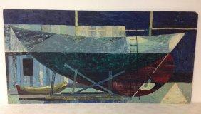 Lot Artist Robert Blanchard & Other Estate Goods