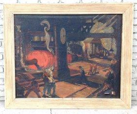 Lot Eclectic Multi Estate Art Furniture & More