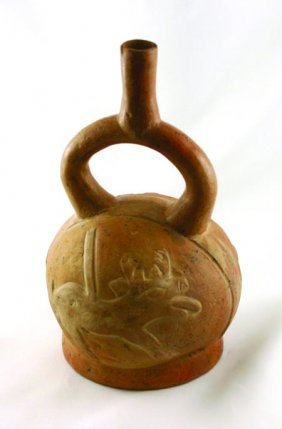Lot Bennett's Ancient Indian Artifact Auction