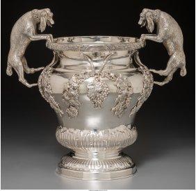 Lot April 20 Fine Silver & Objects of Vertu #5297