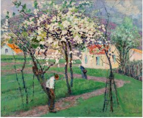 Lot 2017 May 24 Fine European Art  - Dallas #5287