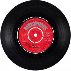 Lot Entertainment & Music Memorabilia - #7161