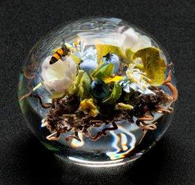Lot Nov. 23 Tiffany, Lalique & Art Glass - #5228