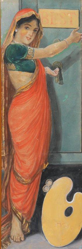 Lot Modern & Contemporary Indian Art