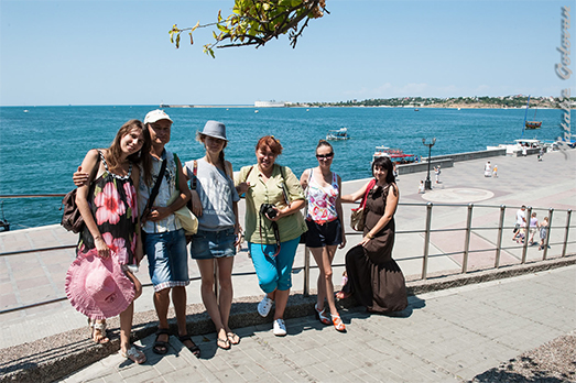 Meetup in Sevastopol