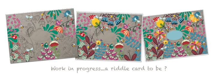 Lali riddle cards