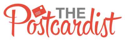 The Postcardist logo