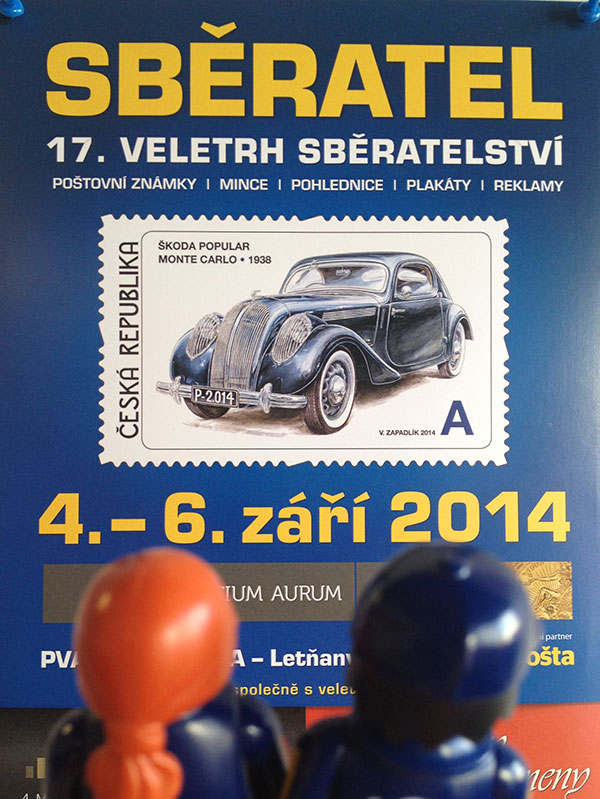 Sberatel/collectors fair