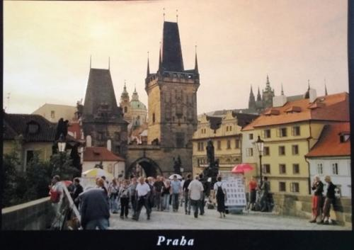PostCrossing Received from Czechia - Esther Neela
