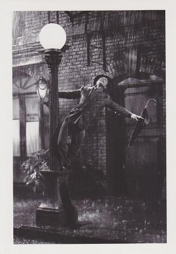 essays about singing in the rain Singin' in the rain - considering self-reflective aspects of media texts assessment task 2: major essay chosen text : singin in the rain lina lamont can sing.