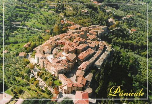 Castelli in nome Panicale