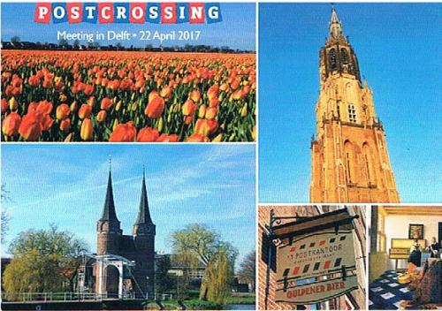 PostCrossing Received from Netherlands - Esther Neela Blog