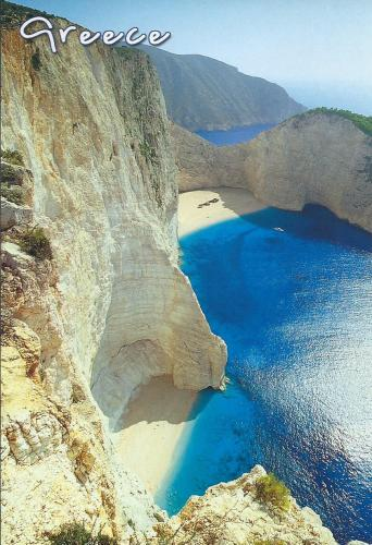 PostCrossing Received from Greece - Esther Neela Blog