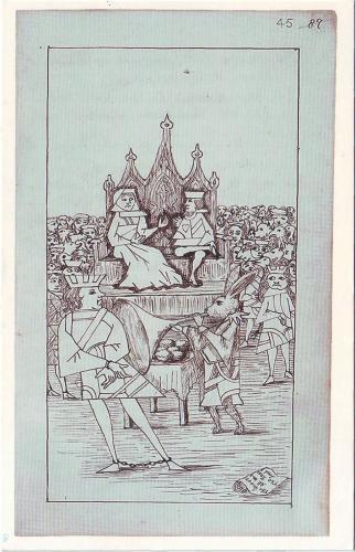 Иллюстрации  Алиса в Стране чудес