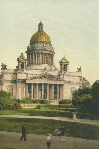 Isaac Cathedral, St. Petersburg