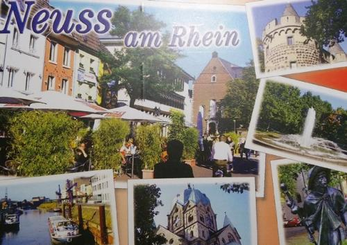 PostCrossing Received from Germany - Esther Neela