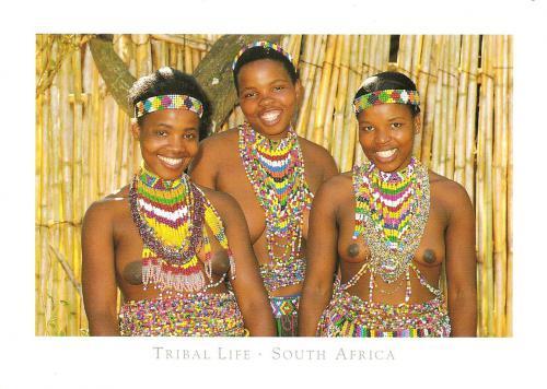naked virgin zulu girls bathing
